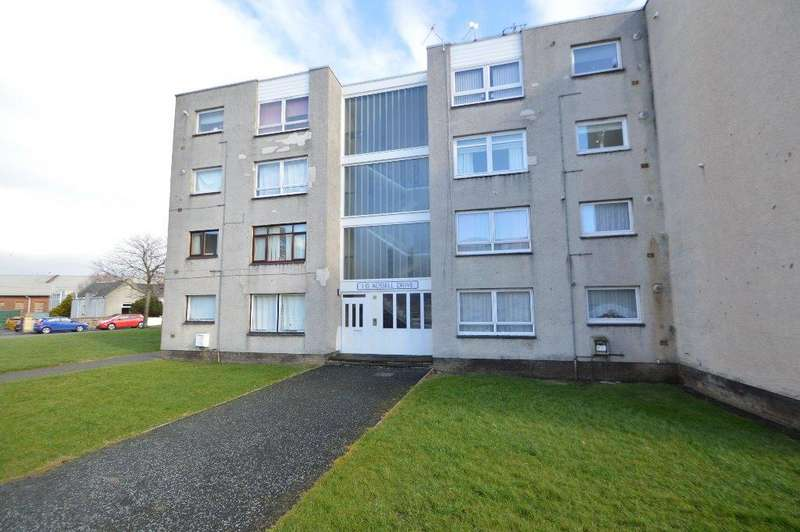 3 Bedrooms Flat for sale in Russell Drive, Ayr, South Ayrshire, KA8 8JJ
