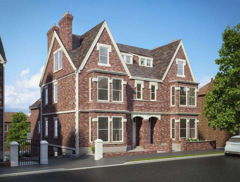 1 Bedroom Apartment Flat for sale in Priory Avenue, High Wycombe