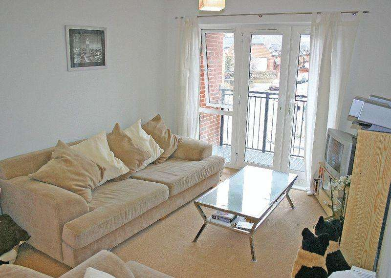 1 Bedroom Apartment Flat for sale in Abercromby Avenue, High Wycombe