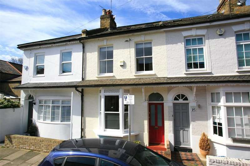 3 Bedrooms Terraced House for sale in Trehern Road, London