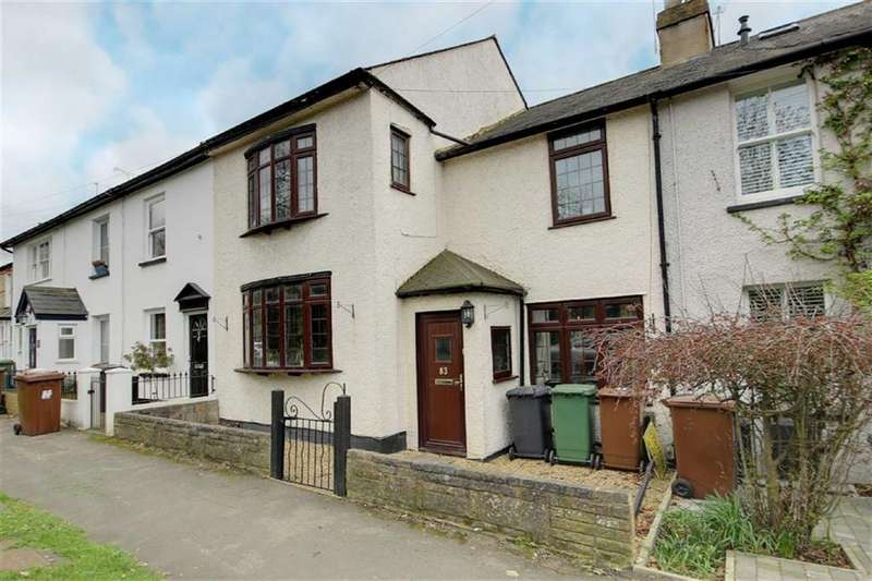 3 Bedrooms Terraced House for sale in Church Road, Potters Bar, Hertfordshire