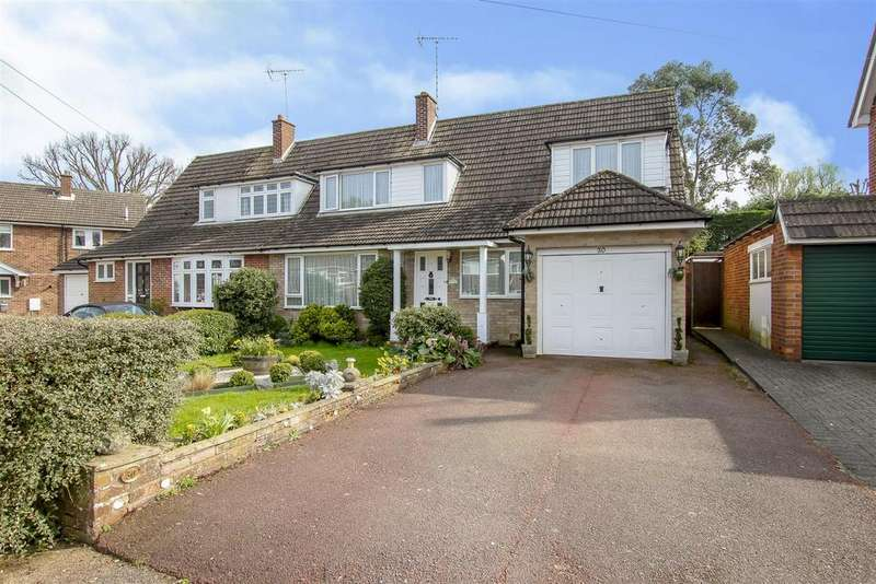 3 Bedrooms Semi Detached House for sale in Middle Green, Doddinghurst, Brentwood