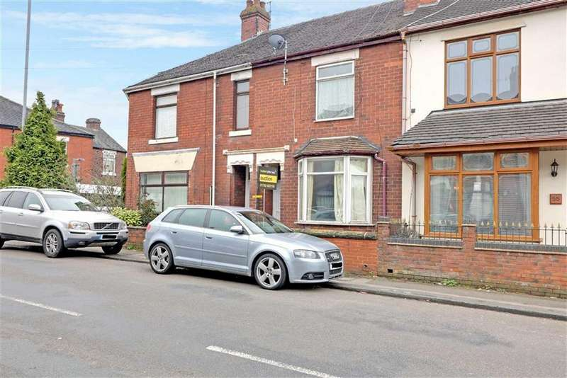 1 Bedroom Flat for sale in Dimsdale Parade East, Newcastle-under-Lyme