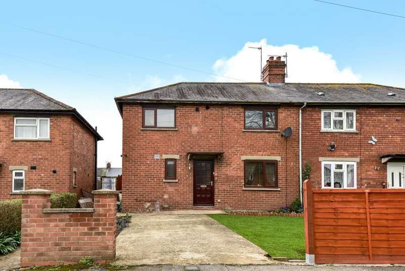 3 Bedrooms House for sale in Howard Road, Banbury, OX16