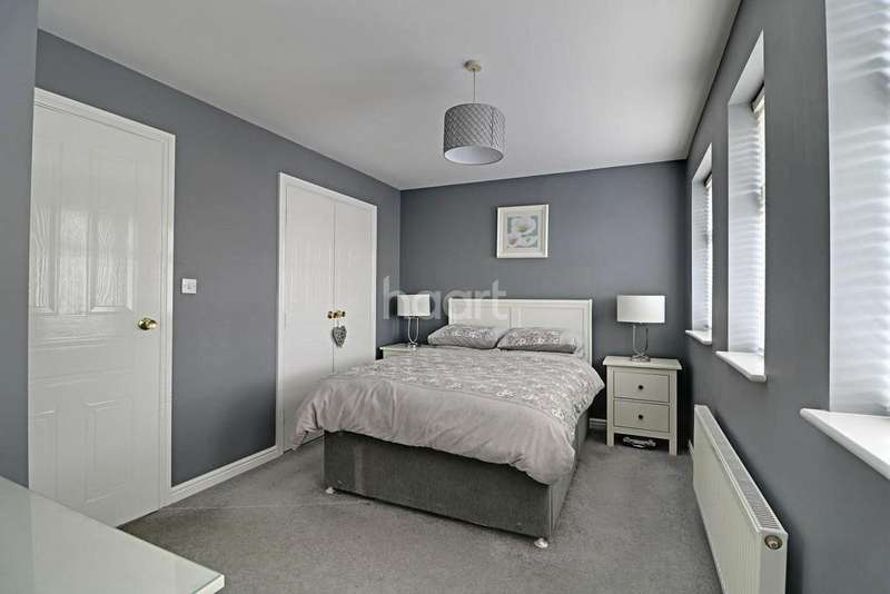 3 Bedrooms Detached House for sale in Brayford Road, Woodfield Plantation, Doncaster