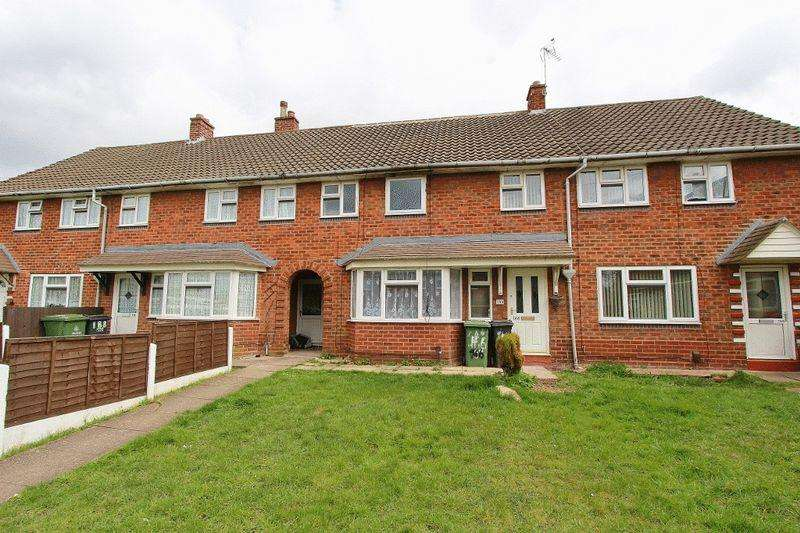 3 Bedrooms House for sale in Glastonbury Crescent, Bloxwich Walsall