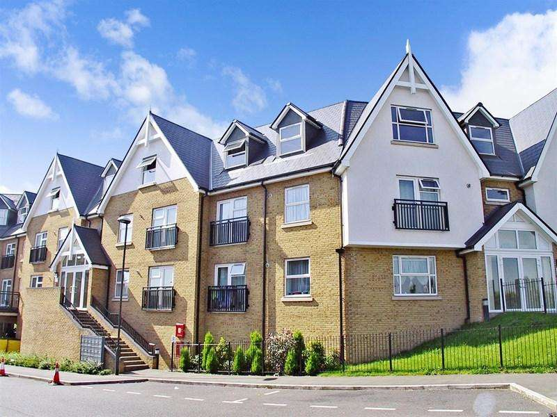 2 Bedrooms Apartment Flat for sale in Tanners Close, Perry Street , Crayford