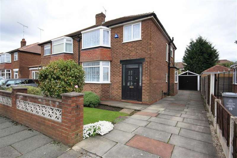 3 Bedrooms Semi Detached House for sale in Lowton Road, Sale