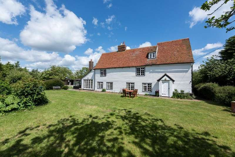 4 Bedrooms Farm House Character Property for sale in The Marshes, Dengie, Southminster, Essex, CM0