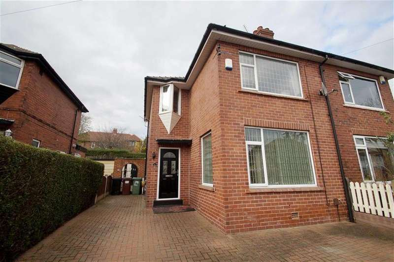 3 Bedrooms Semi Detached House for sale in Jean Avenue, Leeds