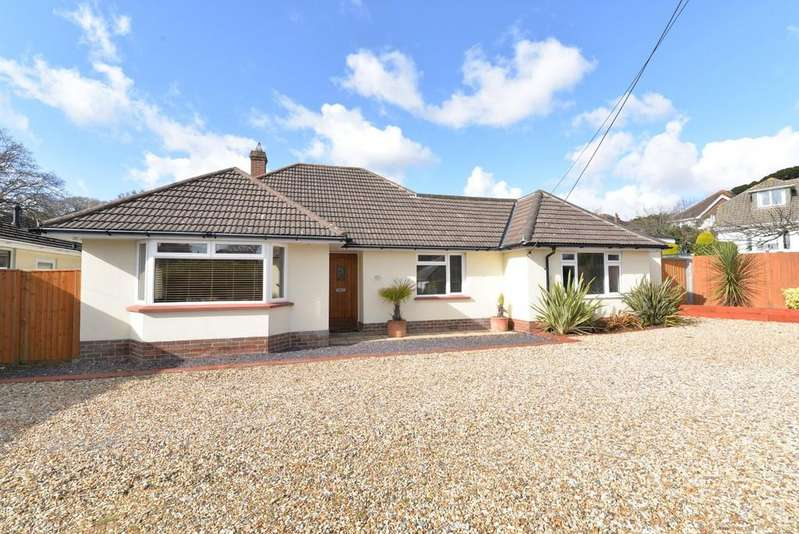 3 Bedrooms Detached Bungalow for sale in Dilly Lane, Barton on Sea