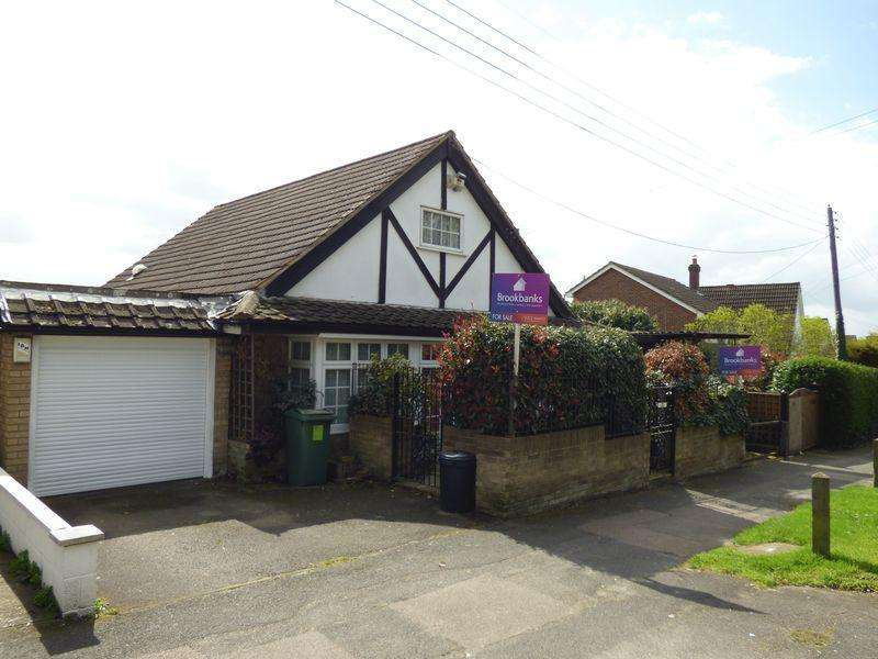 5 Bedrooms Detached Bungalow for sale in Top Dartford Road, Swanley