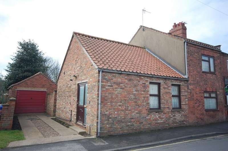 2 Bedrooms End Of Terrace House for sale in George Street, Snaith