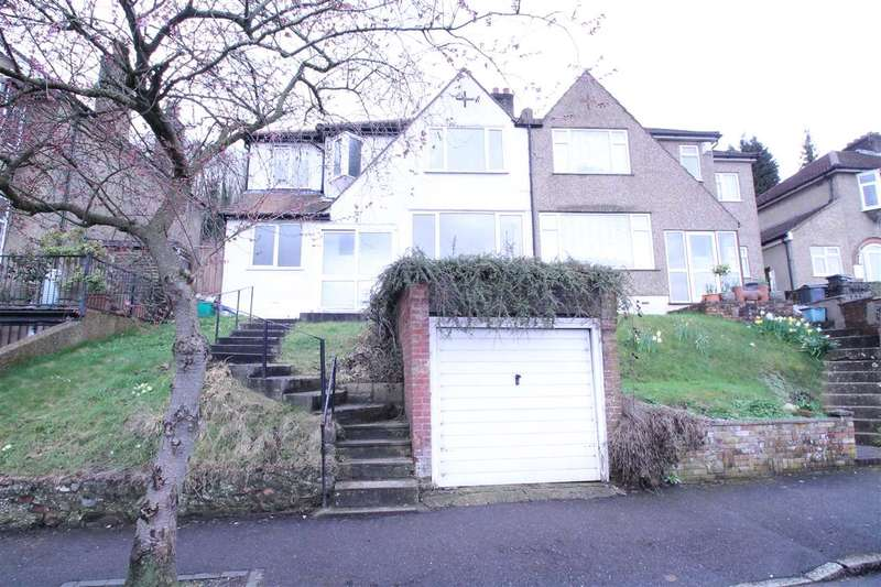4 Bedrooms Semi Detached House for sale in Valley Road