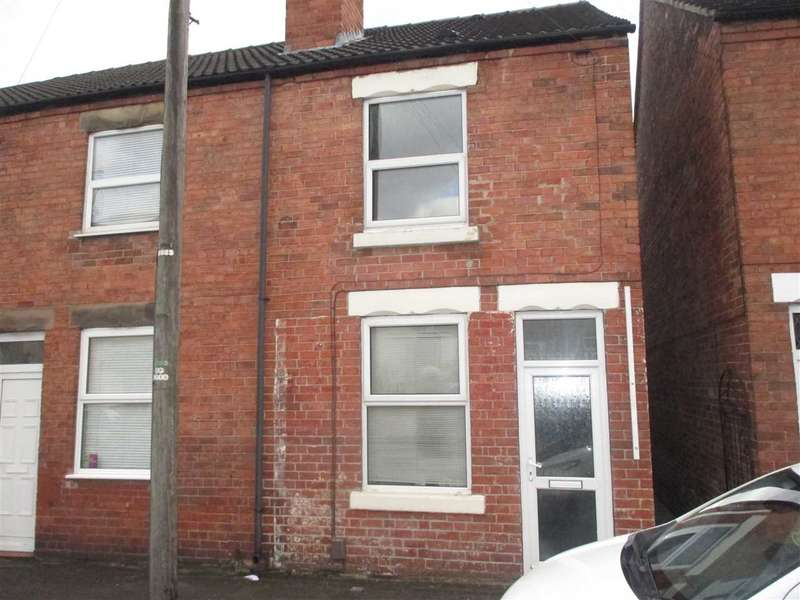 2 Bedrooms Terraced House for sale in Awsworth Road, Ilkeston, Nottingham