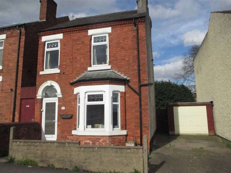 3 Bedrooms Detached House for sale in Grey Street, Newthorpe, Nottingham