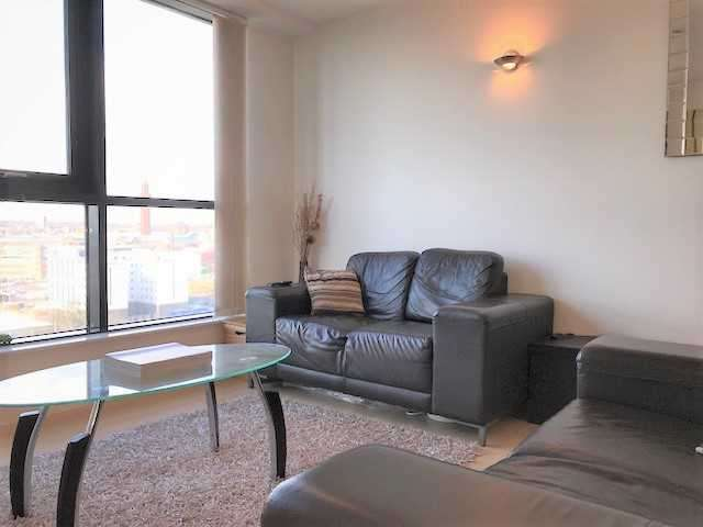 1 Bedroom Apartment Flat for sale in Tempus Tower, 9 Mirabel Street, Manchester