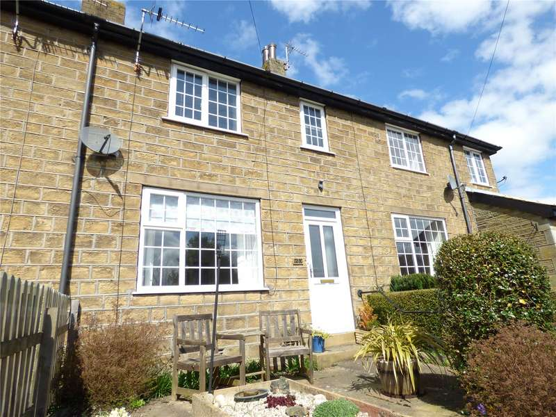 2 Bedrooms Terraced House for sale in Thong Lane, Netherthong, Holmfirth, HD9