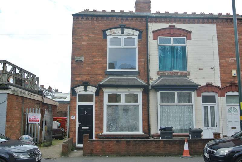 2 Bedrooms Terraced House for rent in Gravelly Lane, Erdington B23