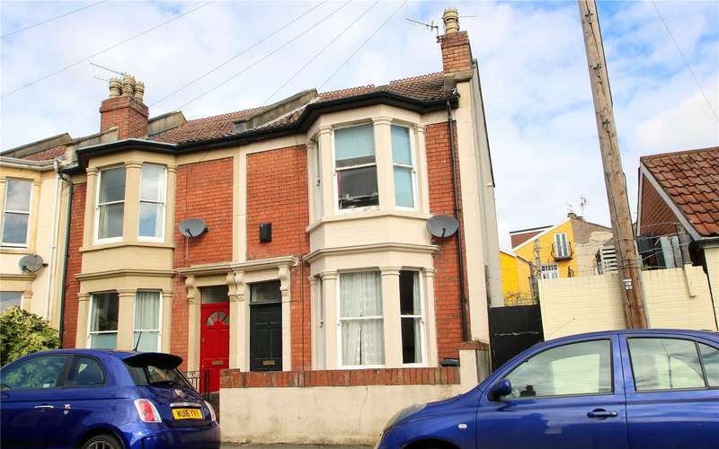 3 Bedrooms Terraced House for sale in Kingston Road Southville Bristol BS3