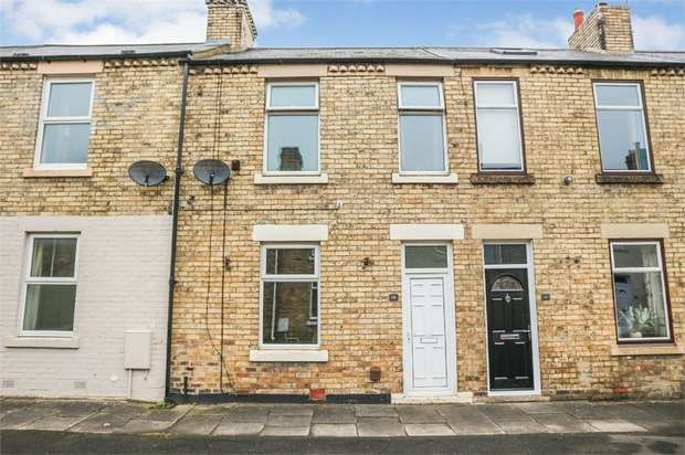 3 Bedrooms Terraced House for sale in Marjorie Street, Cramlington, Northumberland