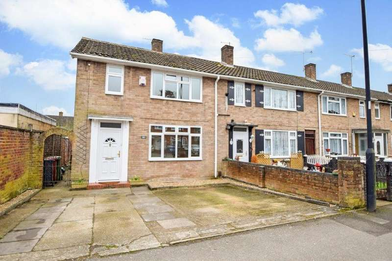 2 Bedrooms End Of Terrace House for sale in Long Furlong Drive, Slough, SL2