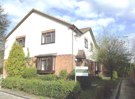 1 Bedroom Terraced House for sale in Chineham, Basingstoke, Hampshire