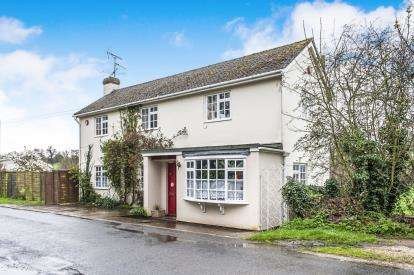 4 Bedrooms Detached House for sale in Church Road, Tirley, Gloucester, Gloucestershire