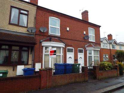 3 Bedrooms End Of Terrace House for sale in St. Johns Road, Cannock, Staffordshire