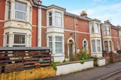 2 Bedrooms Terraced House for sale in Kingsley Road, Greenbank, Bristol