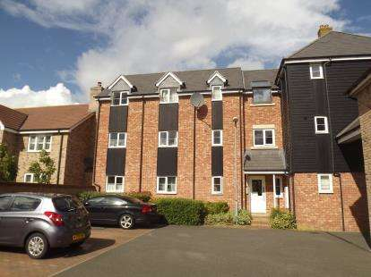 2 Bedrooms Flat for sale in Great High Ground, St. Neots, Cambridgeshire