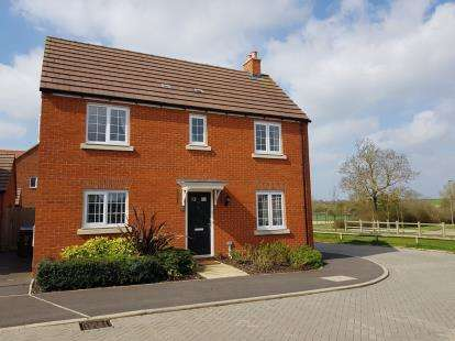 4 Bedrooms Detached House for sale in Harris Close, Newton Leys, Milton Keynes, Uk