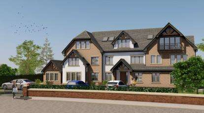 House for sale in Garswood Manor, Brook Road, Maghull, Liverpool, L31