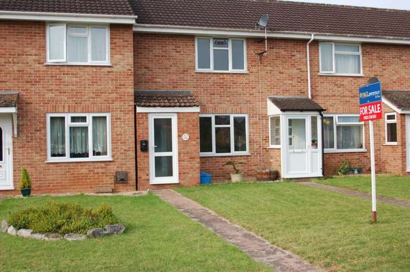 2 Bedrooms Terraced House for sale in 54c Lisiuex Way