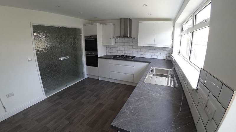 4 Bedrooms Semi Detached House for rent in Beech Crescent, Kidlington, Oxford, Oxfordshire, OX5 1DP