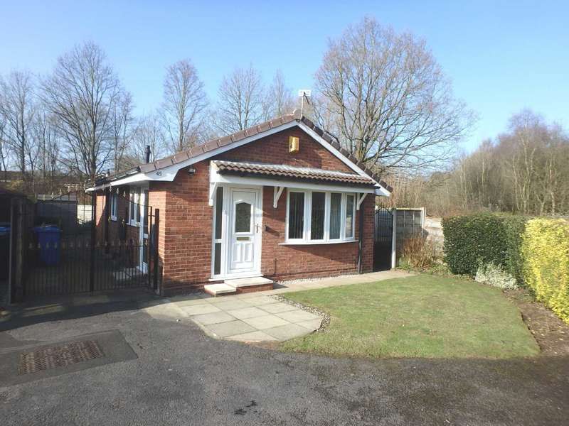 2 Bedrooms Bungalow for sale in Daniel Close, Birchwood