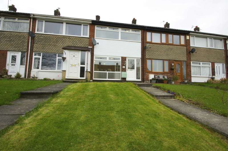 3 Bedrooms Town House for sale in Derwent Close, Horwich