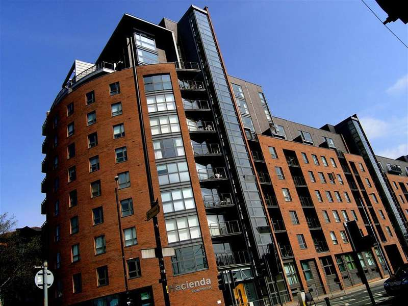 2 Bedrooms Penthouse Flat for sale in The Hacienda, 11-15 Whitworth Street West, Manchester, M1 5DD