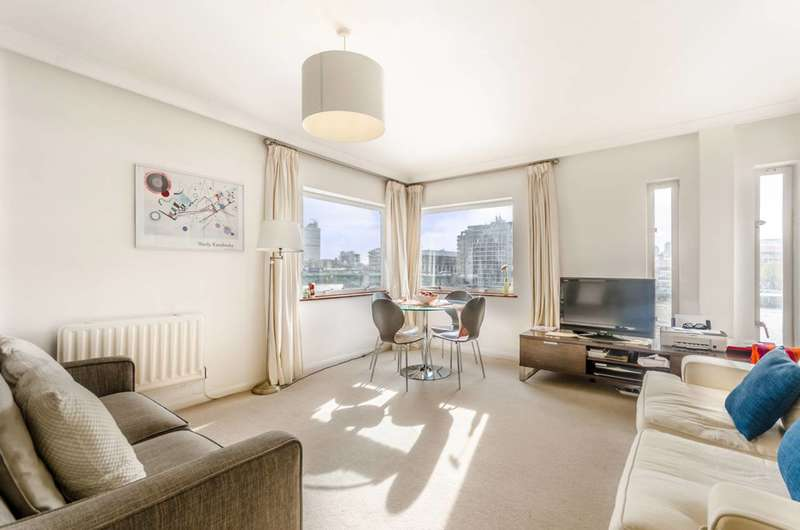 2 Bedrooms Flat for sale in Upper Thames Street, St Pauls, EC4V