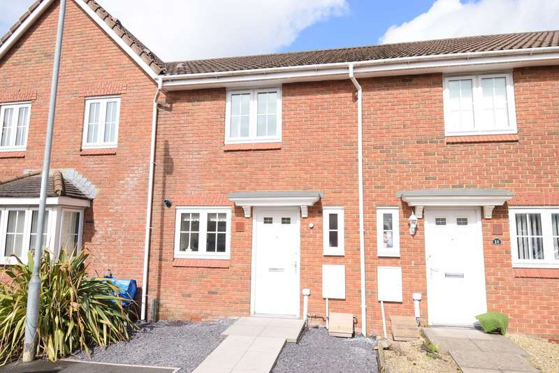 2 Bedrooms Terraced House for sale in Poplar Place, Llantarnam, Cwmbran, NP44