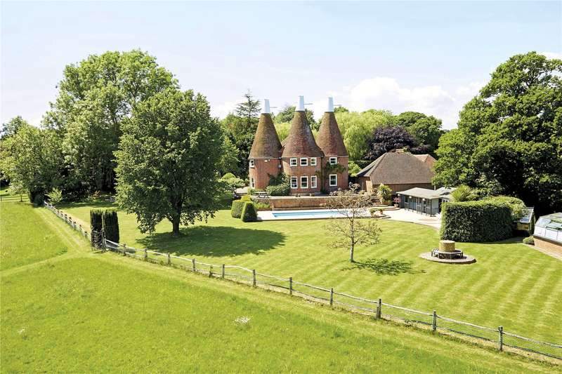 6 Bedrooms Detached House for sale in Ludpit Lane, Etchingham, East Sussex, TN19