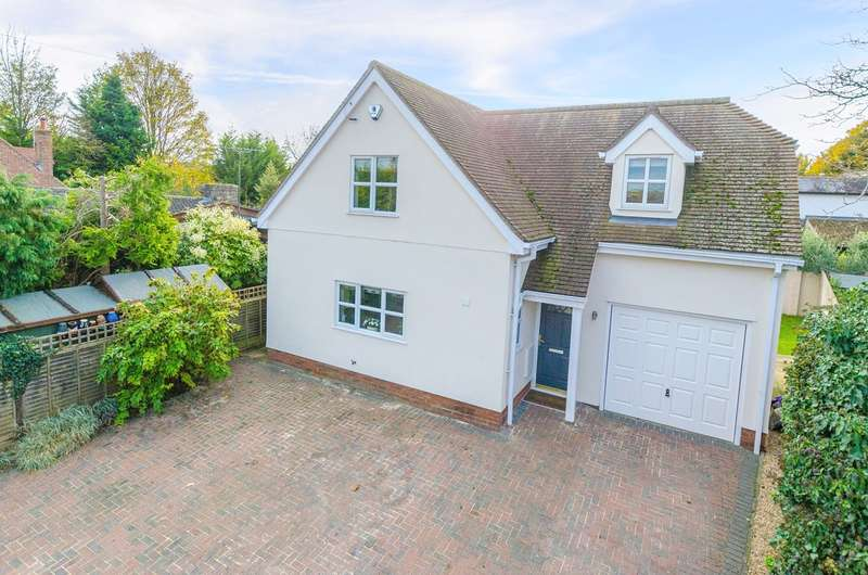 3 Bedrooms Detached House for sale in Orchard Road, Melbourn, Royston, SG8