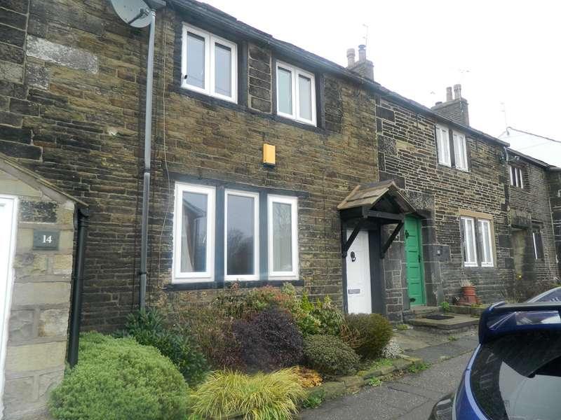 2 Bedrooms Cottage House for sale in Harridge Street, Shawclough, Rochdale, OL12