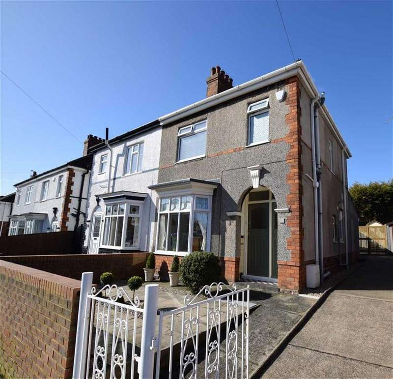 3 Bedrooms Semi Detached House for sale in Wendover Rise, Cleethorpes, North East Lincolnshire
