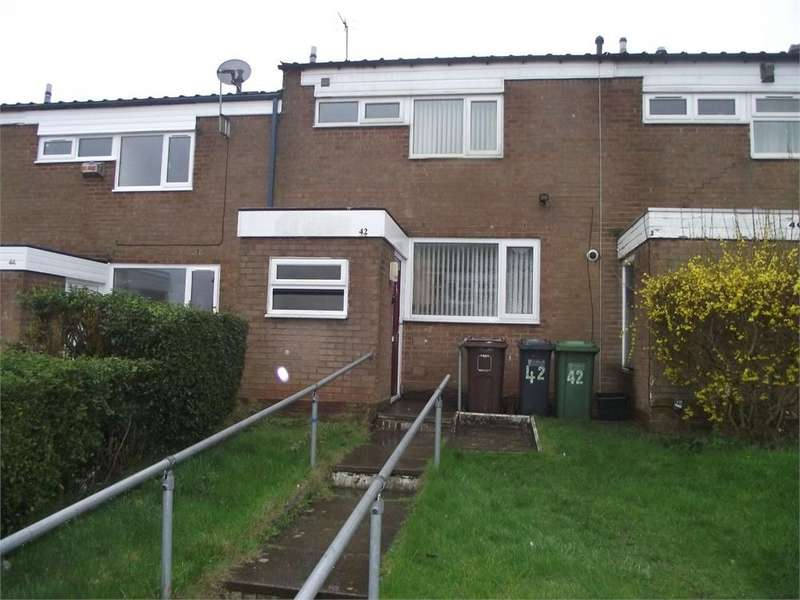 3 Bedrooms Terraced House for rent in PIKE DRIVE, CHELMSLEY WOOD