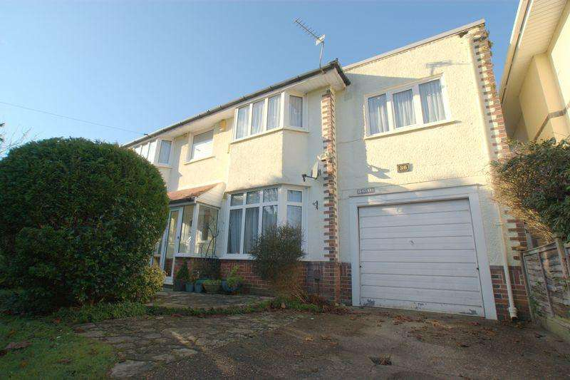 3 Bedrooms Detached House for sale in VIDEO TOUR AVAILABLE, Boscombe East, BH7