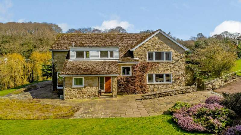 5 Bedrooms Detached House for sale in Bramley, Moss Valley, Sheffield