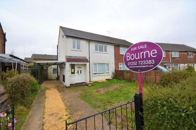 3 Bedrooms Semi Detached House for sale in Baldreys, Farnham