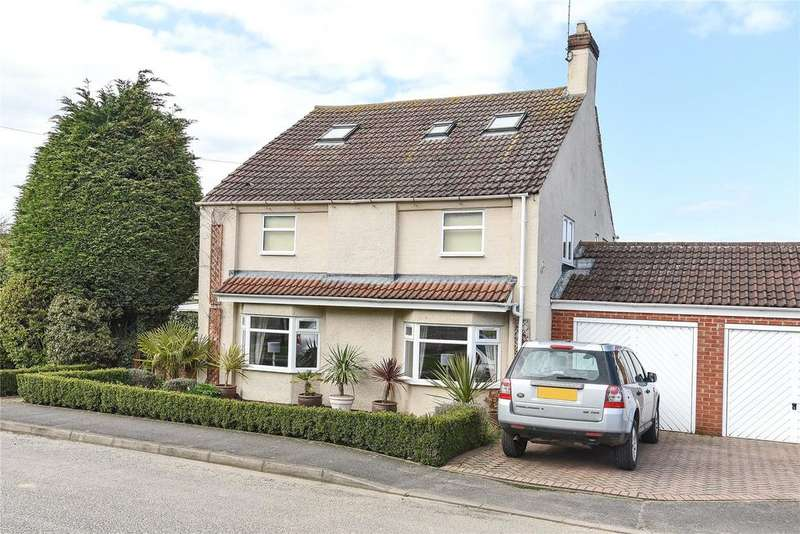 5 Bedrooms Detached House for sale in Chapel Lane, Navenby, LN5