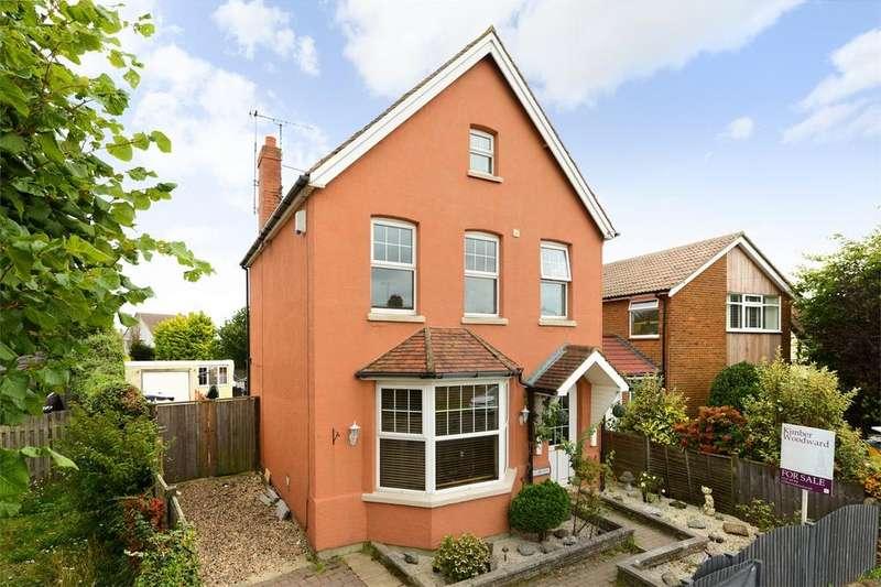 4 Bedrooms Detached House for sale in Glen Avenue, Herne Bay, Kent
